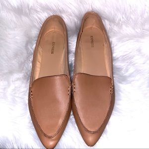 Express Flats Size 9 Pointed Toe